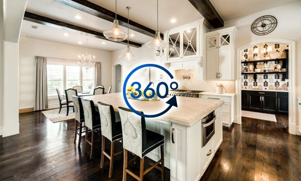 360 Degree matterport photography services provided by A Digital Mind Of Maryland
