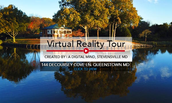 Real Estate Virtual Reality Tour Eastern Shore Queenstown Maryland